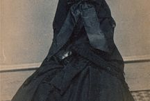 mourning Victorian  Days