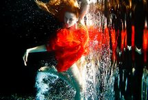Underwater Photography Inspirations / Underwater photography inspirations for Inner Spirit Photography concept work.