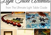 Light table ideas