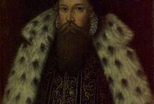 Erik XIV av Sverige (1533-1577) / I årets utställning Maktspel berättas om blodiga familjestrider och politiska intriger i 1500-talets Sverige och England, och i fantasylandet Westeros. Här visas historiska föremål med koppling till kung Erik XIV av Sverige (1533-1577) tillsammans med spektakulära filmkostymer från de Oscarsbelönade Elizabeth-filmerna och TV-serien Game of Thrones (HBO).