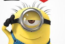 I love Minions. / Minions make me laugh so hard I pee my pants every time #LOL #minions