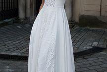 Wedding dress for Carol