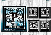 Sparkal Designs Vector Graphics / Trendy vector art graphics for the home in AI, EPS, GSD, and SVG formats.