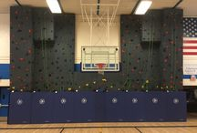 Top Rope Climbing Walls / Top Rope, or Vertical, Climbing Walls develop physical fitness as well as team building and trust building. Special equipment and training are required for safety.