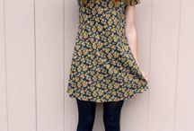 Clothing Style / my dream clothing style! even more perfect if I can sew it myself ...