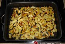 Συνοδευτικά, πατάτες, ρύζι κλπ