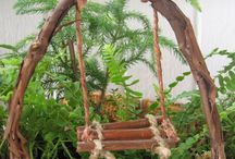 fairy garden / by rebecca casey