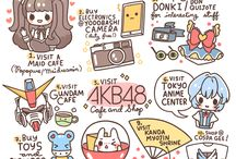Things to do ♡^▽^♡