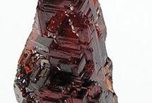 Gems, minerals