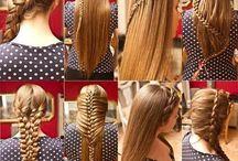 Hair / by Kaitlyn Johnson