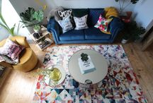 Style a Living Room Challenge