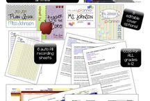 Lesson plan templates / Education