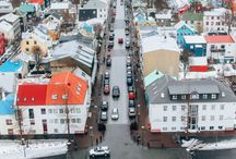 Reykjavik- Iceland / Winter holiday