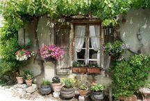 Cottages Anglais