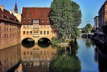 Nuernberg -my hometown / Nuernberg and the rest of Germany
