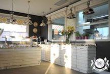 Ristorante ispirazione siciliana / realizzazione ristorante completa progettazione e realizzazione