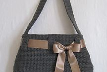 Crochet - handbags
