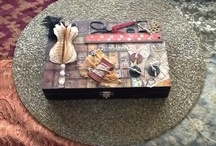 Altered boxes / by Edna