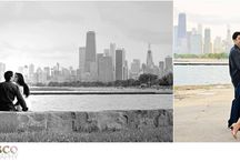 Lakefront Engagement Session
