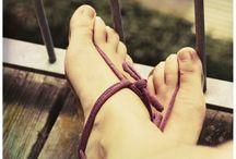 Barfuss Schuhe