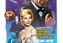 The Incredible World of James Bond Illustrated by Jeff Marshall