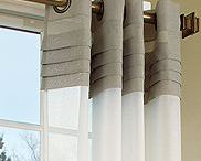 pin tucks in curtains