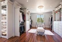 Beautiful Closets / by Mitch Turek