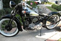 Motorcycles / Interesting, unusual and classic motorcycles