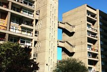 Brutalist Architecture / A collection of a photos showcasing our love of Brutalist architecture.