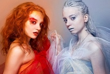 Fire and ice theme