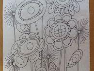 Desenhos para bordar