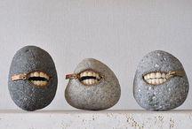 Artist Creates Mind-Bending Stone Sculptures