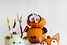 halloween / halloween crafts and party ideas