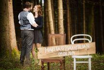 Verlobungsshootings / Hast du dein Kleid vor dem Kauf probiert? Natürlich - und es war wunderbar, oder? Ein Verlobungsfotoshooting ist wie die finale Anprobe bei eurem Hochzeitsfotograf.