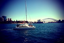 Rockfish / Check out our private catamaran, all yours to hire from as little as $11 per person, per hour