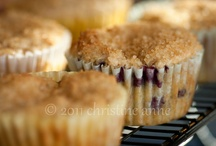 Recipes ~ Breads & Muffins / The title says it all! / by Christine Anne