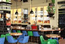 Bar Pub Restaurant Interiors / Interior design, bars and restaurants
