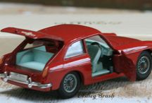 Vintage Toy Vehicles / Cars, Trucks and other Machines