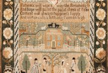 Samplers - a stitch in time / by Jan Stephens