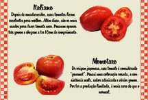 Legumes, frutas, verduras & Co