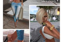 Closeuponme / My Second Life Fashion Blog