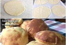 Ekmek pide çeşitleri