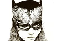 illustration Inspiration / by Katerina Fonte