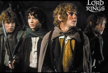 The Lord of the Rings / One does not simply not follow this board! Haha:) If you love LOTR than you will loooove this!! I am a total Ringer...and proud of it!!!!!!! LOL :) #LordOfTheRings #LOTR #Frodo #Baggins #Hobbit / by Joy Prichard