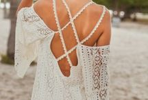 Backless dress / Dress for summers