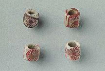 Viking beads