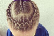 kız çocuğu saç modelleri