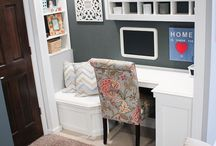 My dream office/craft room