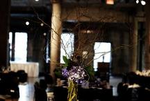 Non-Floral Wedding Decor
