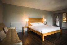 Hammet Bedrooms / Luxury bedrooms at Hammet House #superking #Egyptiancotton #hotel #style #REN #teapigs